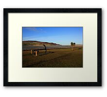 Dunfanaghy View Framed Print