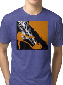 Showgirl Tri-blend T-Shirt