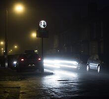 Late Night Rain by Jack McQuone