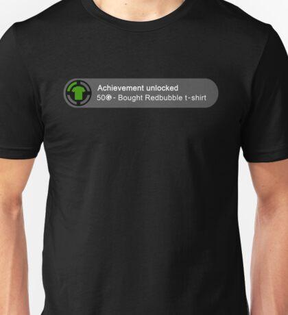 Achievement Unlocked!! Unisex T-Shirt