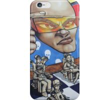 Brighton Chess Graffiti  iPhone Case/Skin