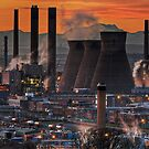 Grangemouth Refinery (3) by Karl Williams