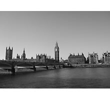Remember London Photographic Print