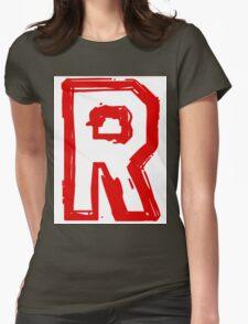 Rocket Team Womens Fitted T-Shirt