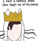 Sadness Shield -Max by Haidee Bain