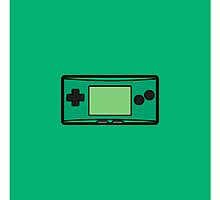 GAMEBOY MICRO by purplepixel