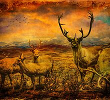 It's a Diorama Deer by Chris Lord