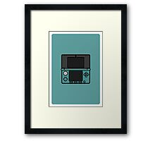 3DS Framed Print