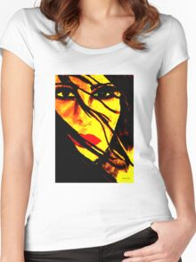 Perception Women's Fitted Scoop T-Shirt