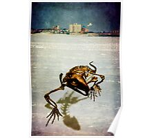 It Came From The Sea  Poster