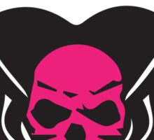 The Hart Foundation Sticker