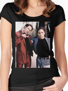 Roxbury Women's Fitted Scoop T-Shirt