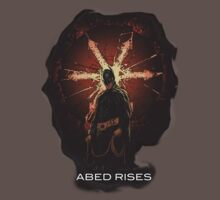 Abed Rises Community T-Shirt by tittysprinkles