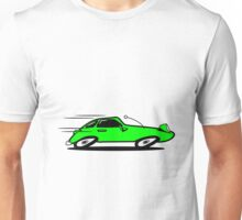 Sports car car car car fast Unisex T-Shirt