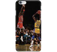 Magic & Jordan iPhone Case/Skin