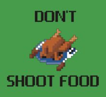DON'T SHOOT FOOD! by scottster246