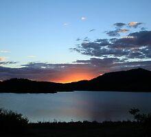 The Last Glow Of The Sun by Noel Elliot