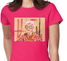 Iris Womens Fitted T-Shirt