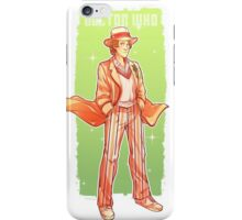 Fifth Doctor iPhone Case/Skin