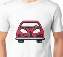 Car carriage evil Fahrzeugl Unisex T-Shirt