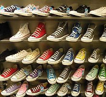 So Many Converse by Christina Stanley