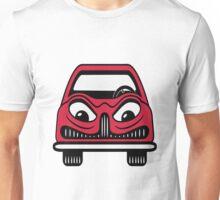 Car carriage evil eye Fahrzeugl Unisex T-Shirt
