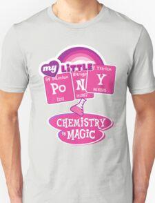 My Little Pony - Chemistry Is Magic Unisex T-Shirt