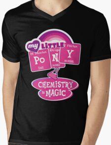 My Little Pony - Chemistry Is Magic Mens V-Neck T-Shirt