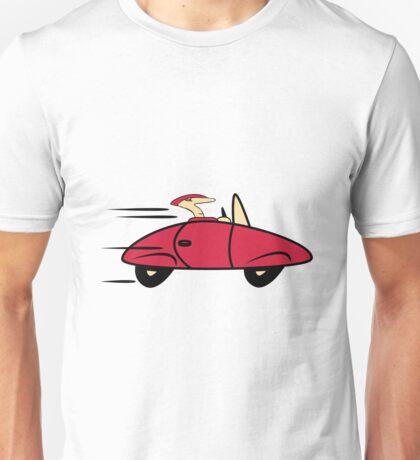 Car sports cars fast cars Unisex T-Shirt