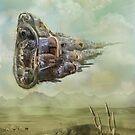 Ship of the Dessert by Matt Bissett-Johnson