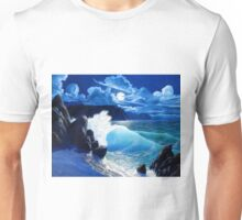 Nocturnal Shore Unisex T-Shirt