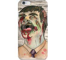 Zombie  iPhone Case/Skin
