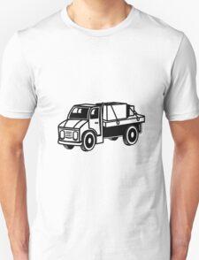 Car toys truck boxes truck truck vehicle Unisex T-Shirt
