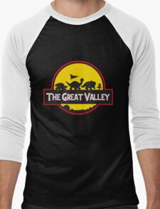 The Great Valley Men's Baseball ¾ T-Shirt