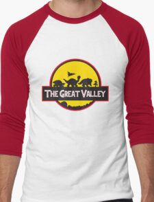 The Great Valley Men's Baseball ¾ T-Shirt