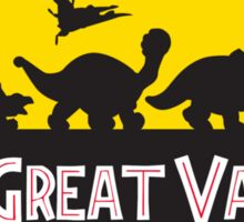 The Great Valley Sticker