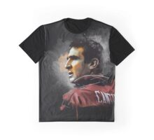 Eric Cantona Painting Graphic T-Shirt