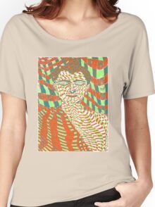 Psychedelic Buddha Women's Relaxed Fit T-Shirt