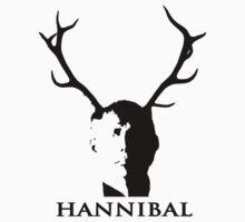 Hannibal Stag by emsalee