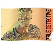 True Detective Poster Poster
