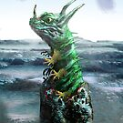 Birth of the Lizard King by Matt Bissett-Johnson