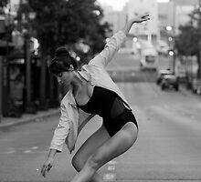 Street Ballerina 11 by Nigel Donald