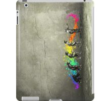 Street Art Rainbow Evolution iPad Case/Skin