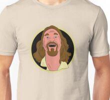 The Dude Cartoon Unisex T-Shirt