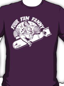 Four Fan Fanny T-Shirt