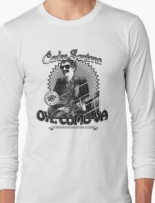 Carlos Santana Long Sleeve T-Shirt