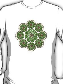 Peyote Cactus, psychedelic, Plant of the gods T-Shirt