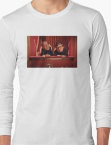 Two Thumbs Down Long Sleeve T-Shirt