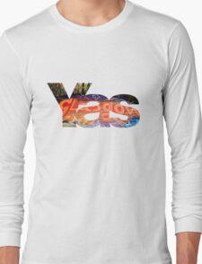 Yas Glasgow Long Sleeve T-Shirt