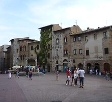 San Gimignano by machka